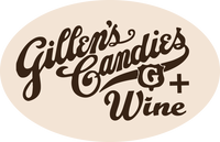 Gillen's Candies +Wine