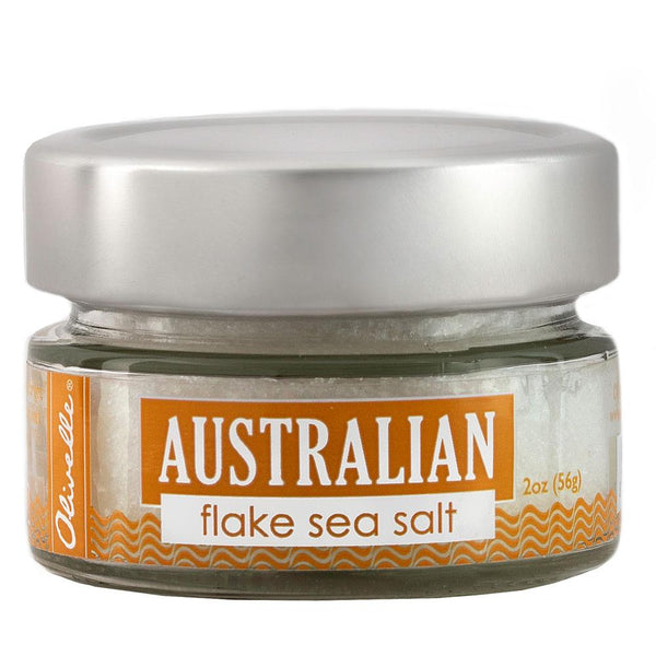 Olivelle Australian Flake Infused Sea Salt