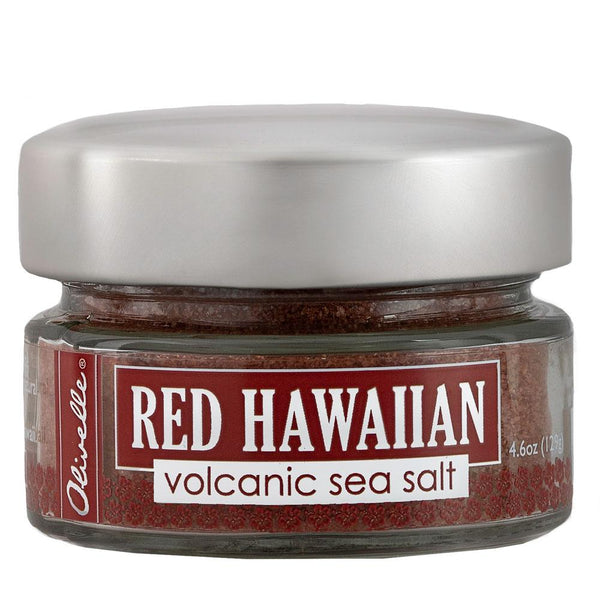 Olivelle Red Hawaiian Infused Sea Salt