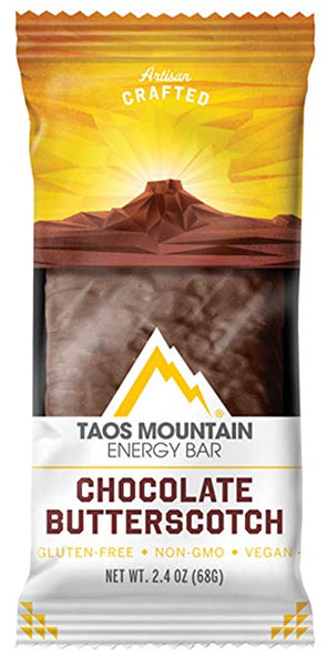Taos Mountain Energy Bar - Chocolate Butterscotch 2.4 OZ