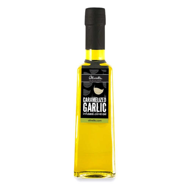 Oilvelle Caramelized Garlic Infused Olive Oil