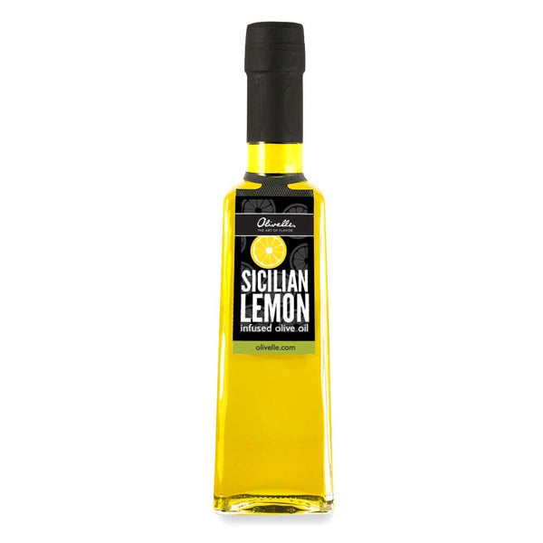 Oilvelle Sicilian Lemon Infused Olive Oil