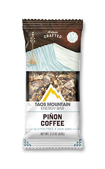 Taos Mountain Energy Bar - Pinion Coffee 2.4 OZ