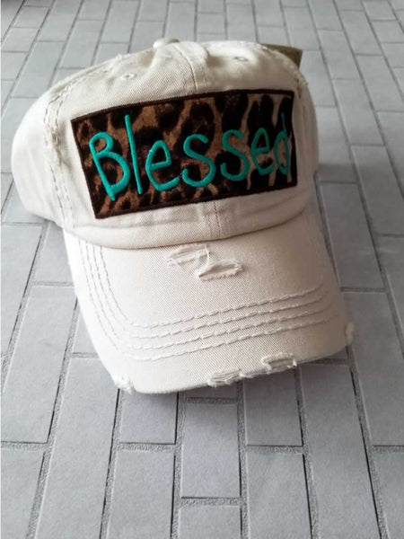 Blessed Baseball Hat / Cap - Grace Mercantile
