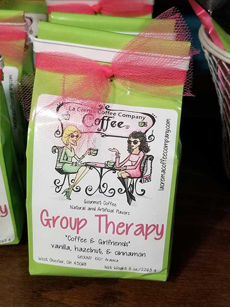 Group Therapy Gourmet Coffee