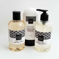 Soap Lotion and Body Wash Gift Set by Dallas Soap Company