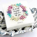 "PROVERBS 27:9 ""A SWEET FRIENDSHIP"" SOAP"