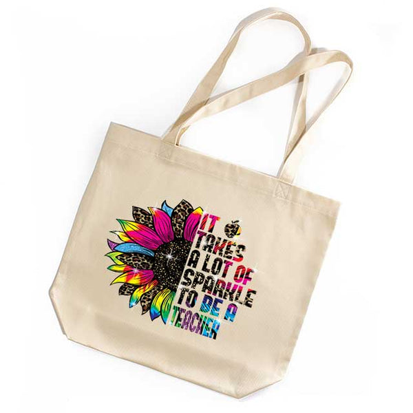 Teacher Appreciation Gift - Tote Bag