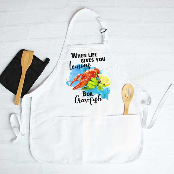 Crawfish Boil Apron