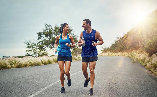 10 OUTDOOR CARDIO IDEAS