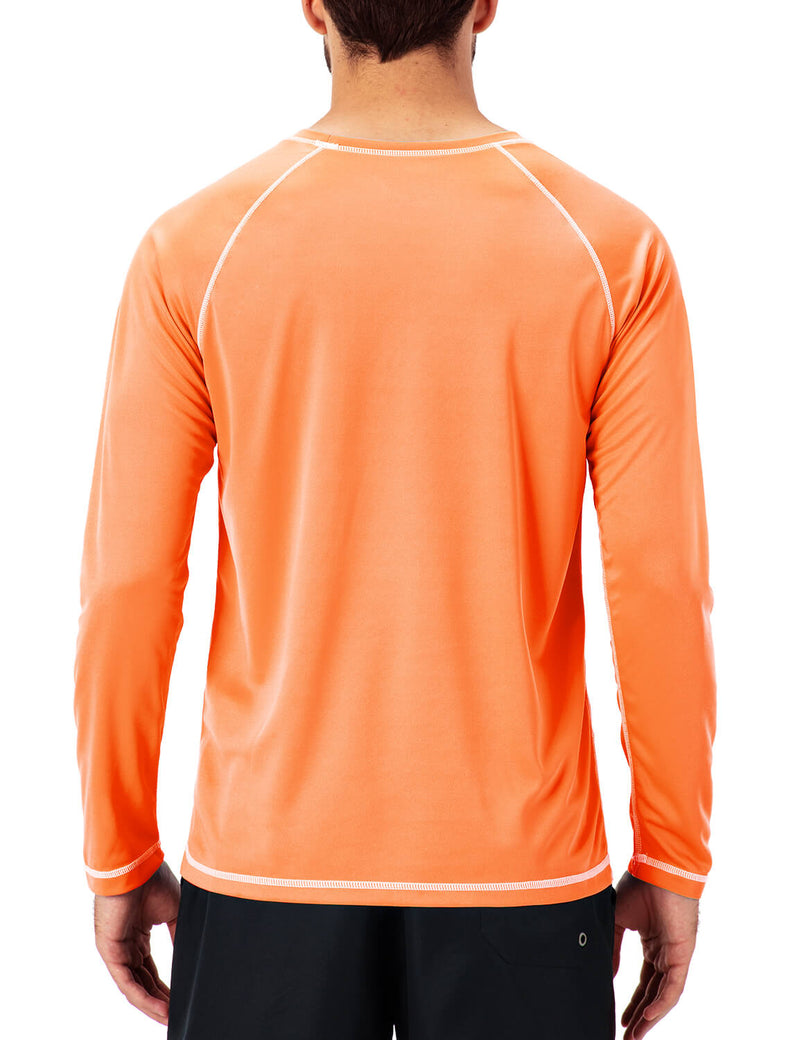 New Colors! UPF 50+ Long Sleeve Rash Guard