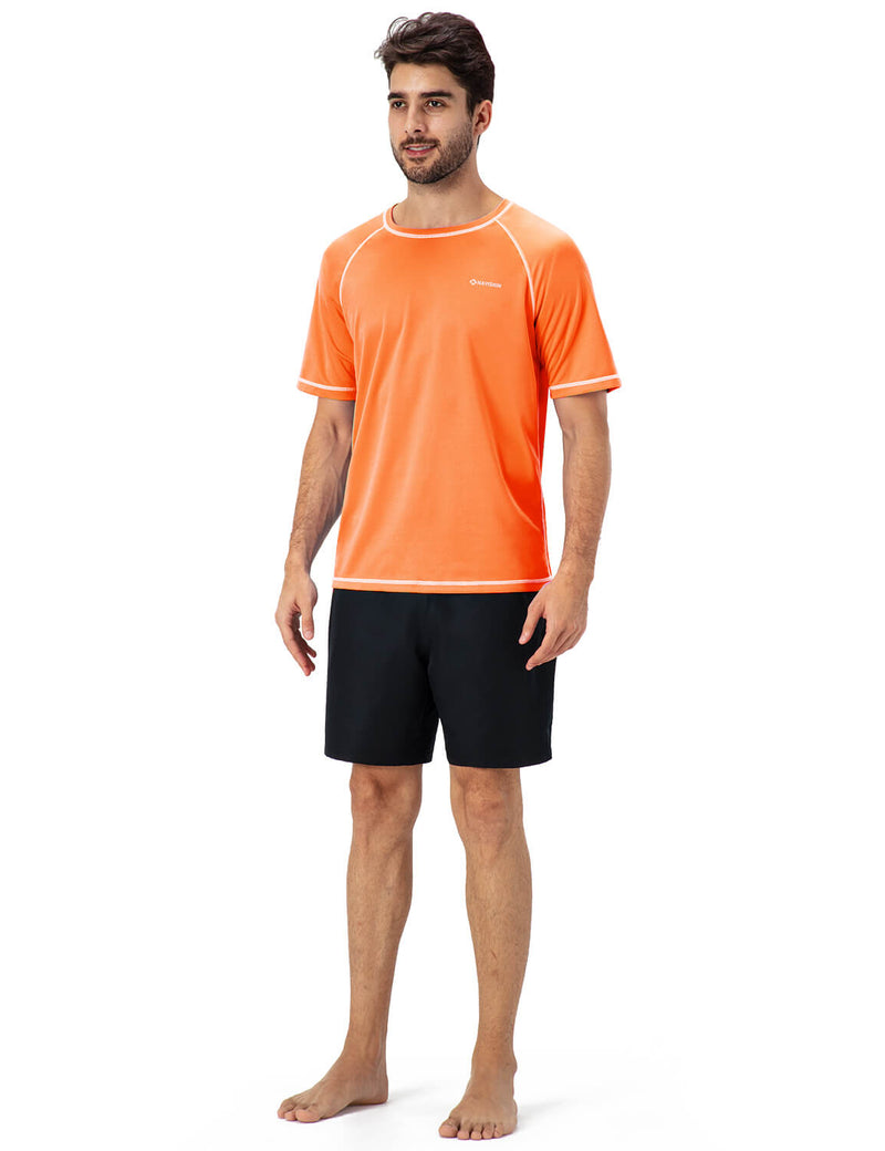 Naviskin UPF 50+ Short Sleeve Rash Guard
