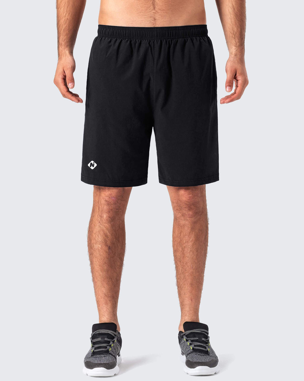 "7"" UPF 30+ Workout Short-Naviskin"