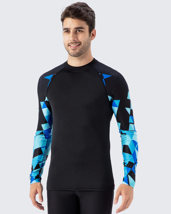 UPF 50+ Compression Rash Guard