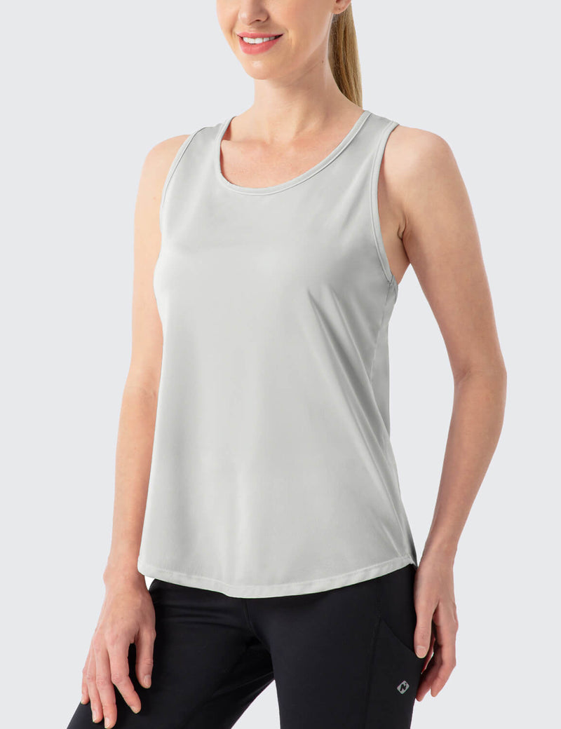 Workout Racerback Yoga Tank Tops