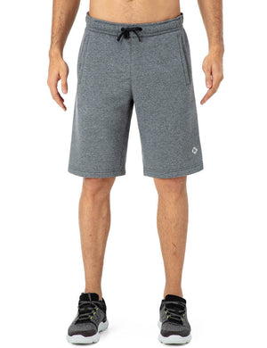 Fleece Lined Workout Short-Naviskin