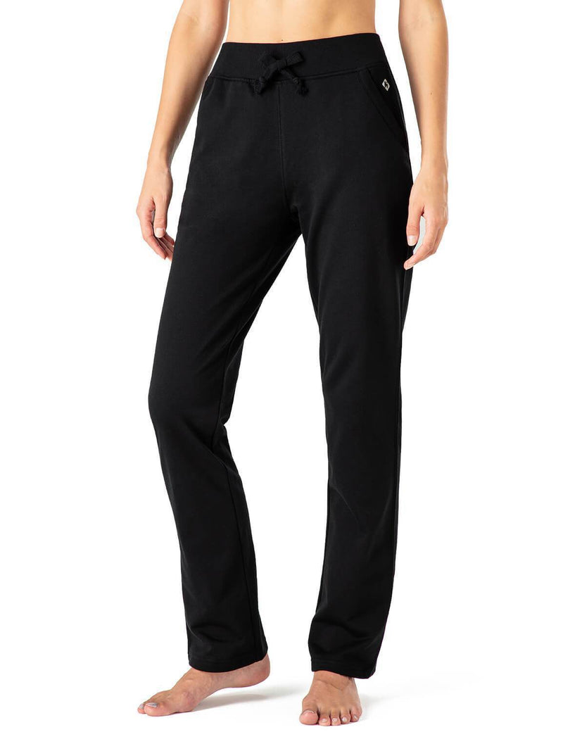 Fleece Thermal Running Pants-Naviskin