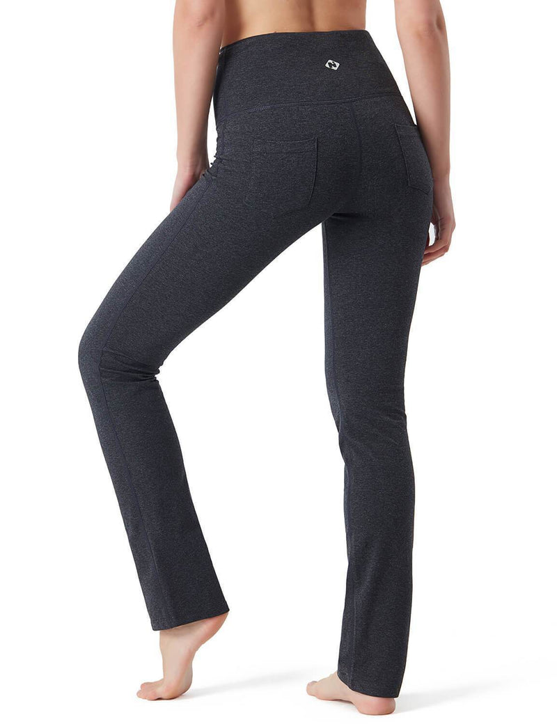 Fold Over Yoga Lounge Pants-Naviskin
