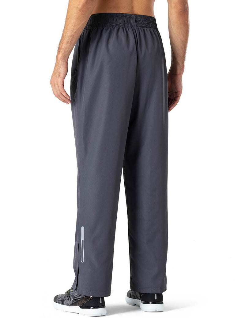 Lightweight Workout Woven Pants-Naviskin