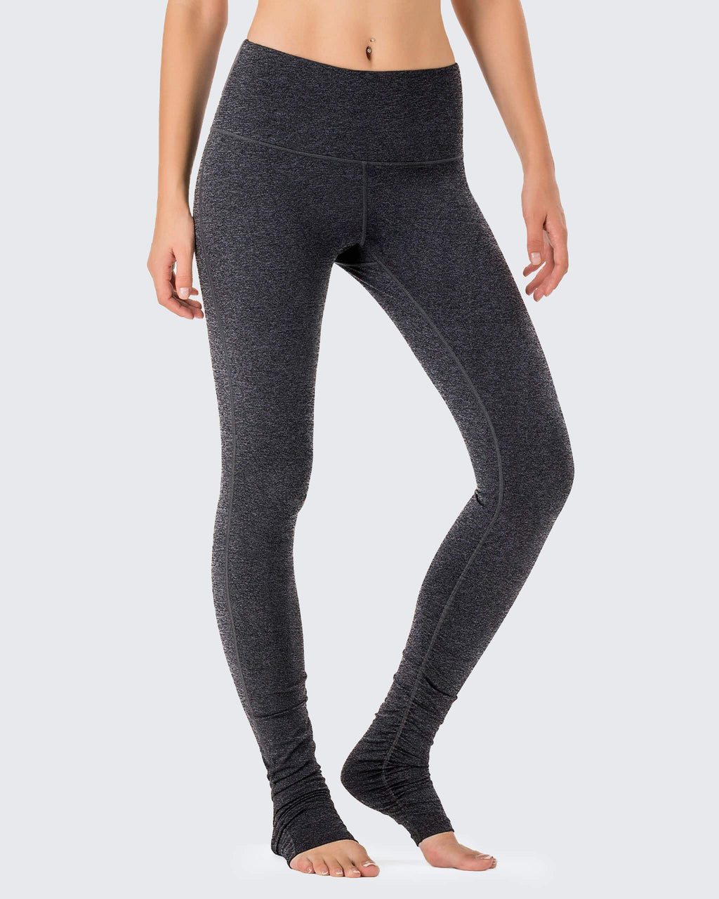 Over Heels Yoga Legging-Naviskin
