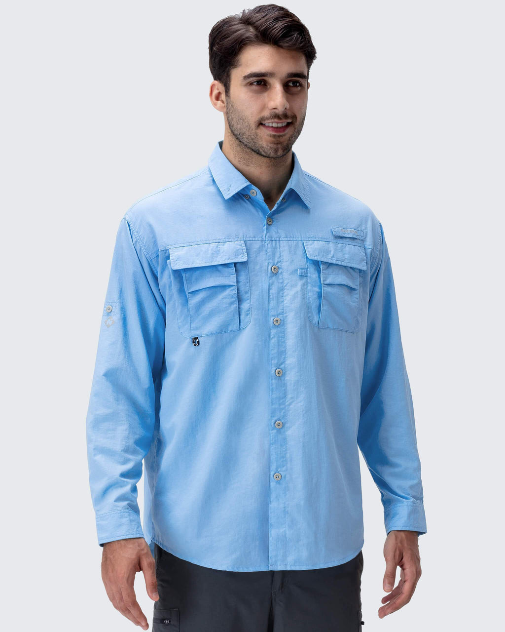 UPF 50+ Outdoor Fishing Shirt-Naviskin