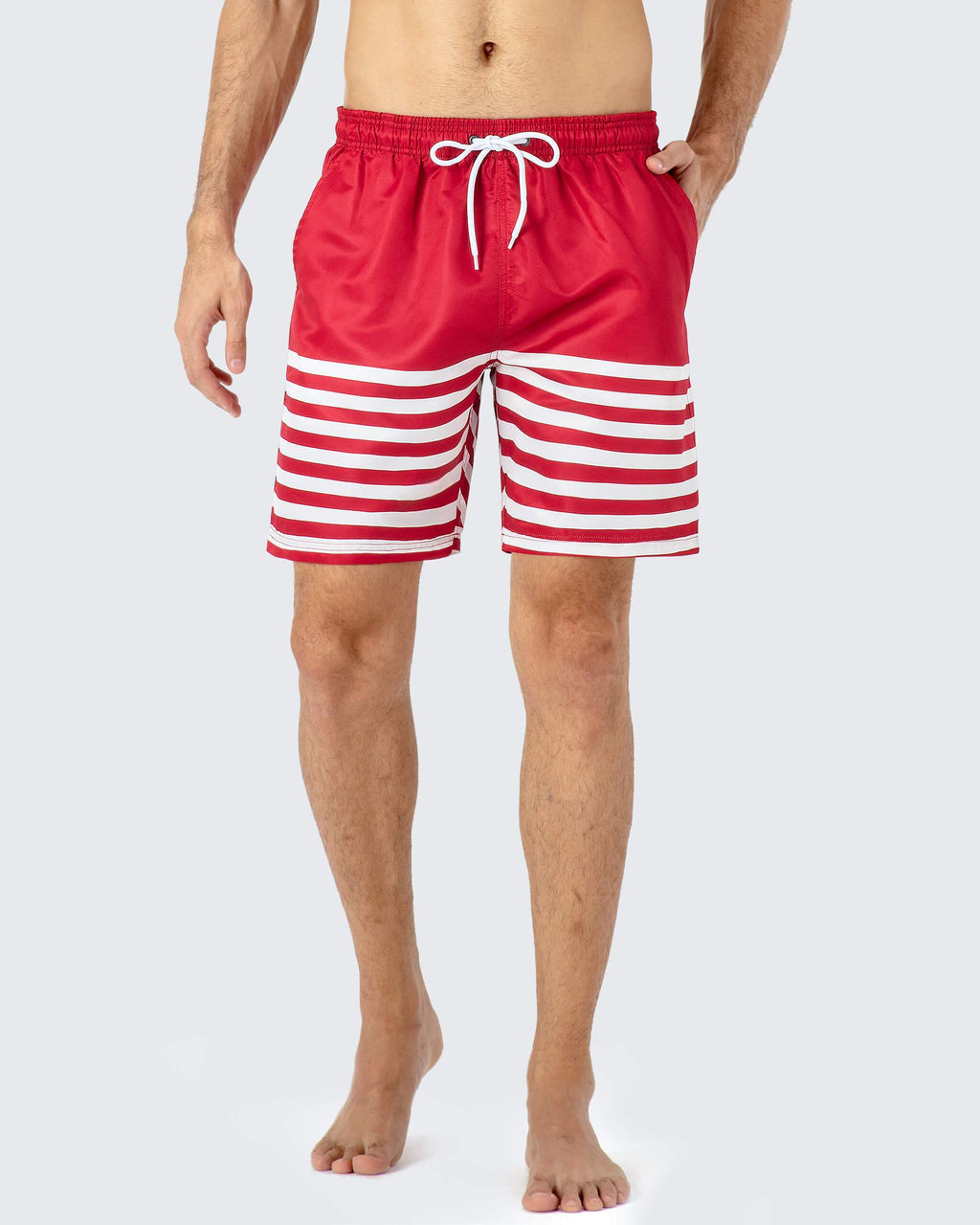 UPF 50+ Swim Trunk Short-Naviskin