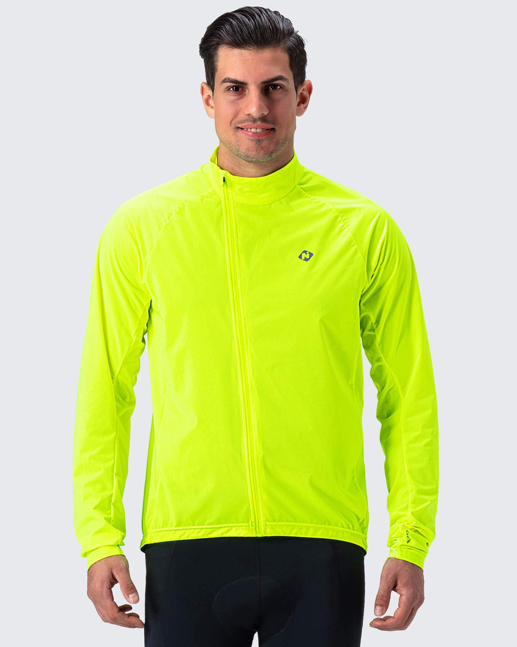 Windproof Water Resistant Cycling Jacket-Naviskin