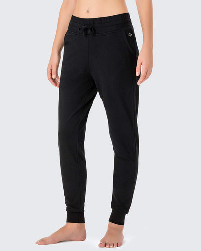Yoga Lounge Sweat Pants-Naviskin