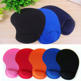 Hot Support Wrist Comfort Mouse Pad Colorful