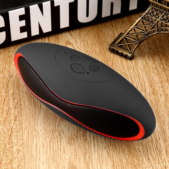 3D Stereo Music Surround Bluetooth Speaker TF USB Super Bass Column Acoustic System