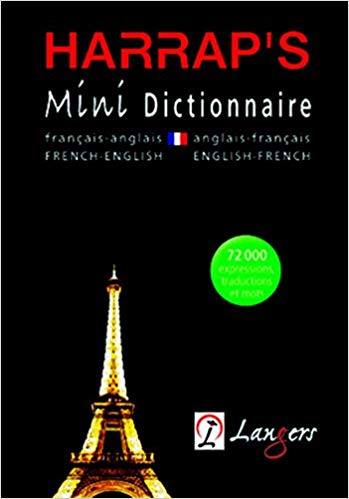 Harraps French Mini Dictionnaire Broché