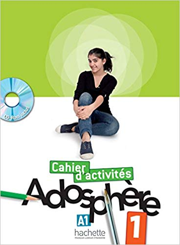 Cahier dactivites + CD-rom 1 (Adosphere)
