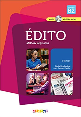 Edito Nouveau B2 + CD Mp3 + DVD