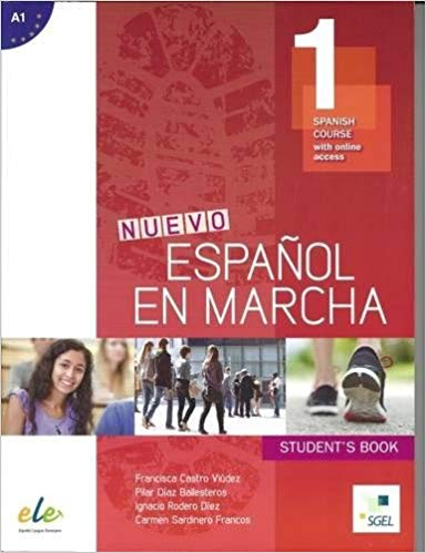 Nuevo Espanol en Marcha 1: Student Book for English Speakers