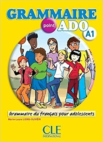 Grammaire point ADO A1  + CD