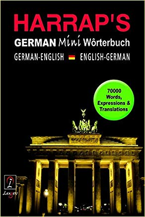 Harraps German Mini Worterbuch