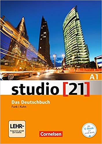 Studio 21: Deutschbuch A1 MIT DVD-Rom (German Edition)