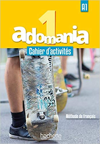 Adomania: Cahier dactivites 1 + CD audio + acces au parcours digital