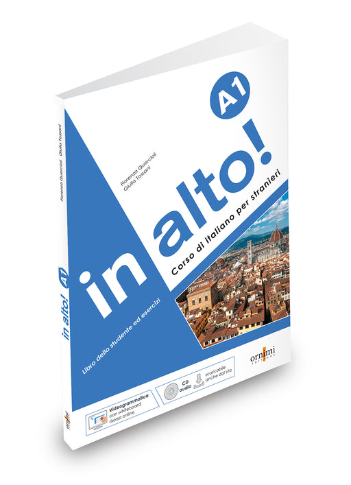 in alto! A1 + CD audio + Videogrammatica