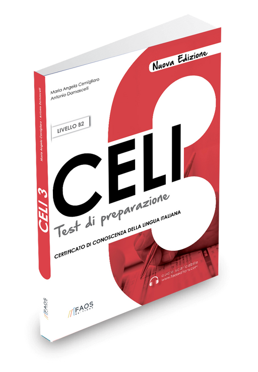 Celi 3 - Test di preparazione + CD audio