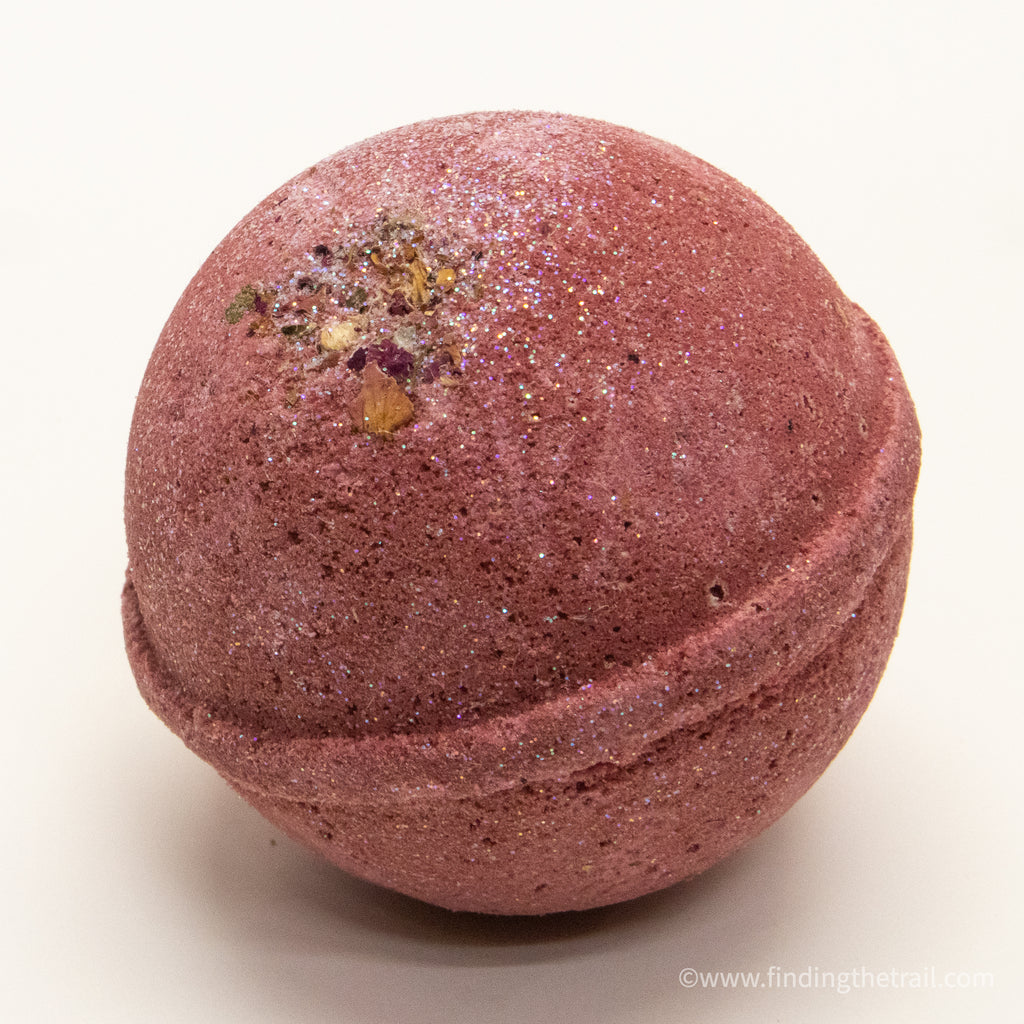 Petal Dance Bath Bomb with Shea Butter