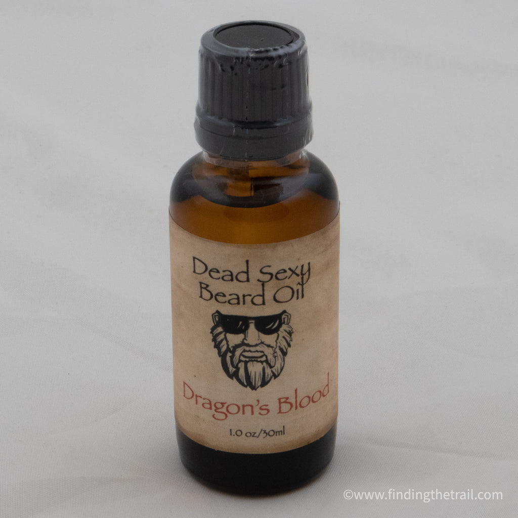 Dragon's Blood Dead Sexy Beard Oil
