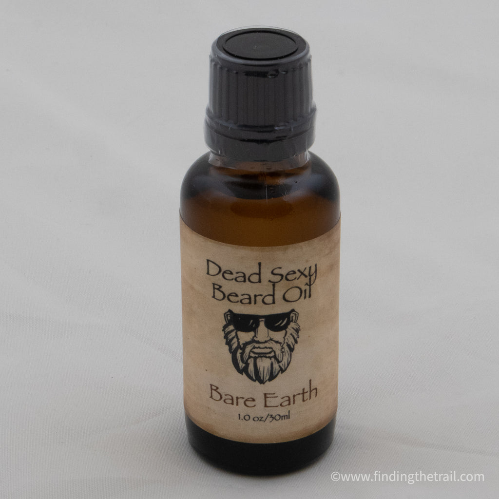 Bare Earth - Earthy Scented Beard Oil