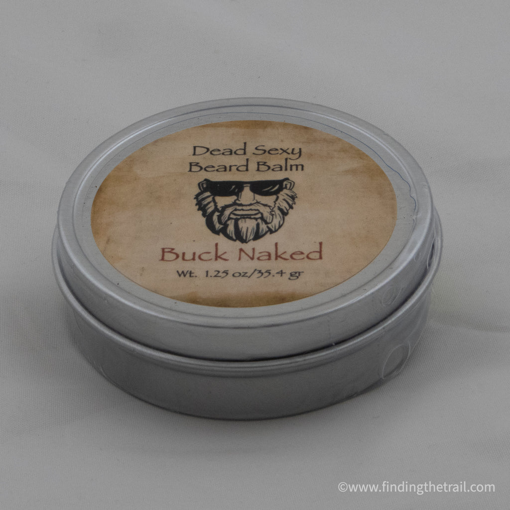 Buck Naked - Unscented Beard Balm