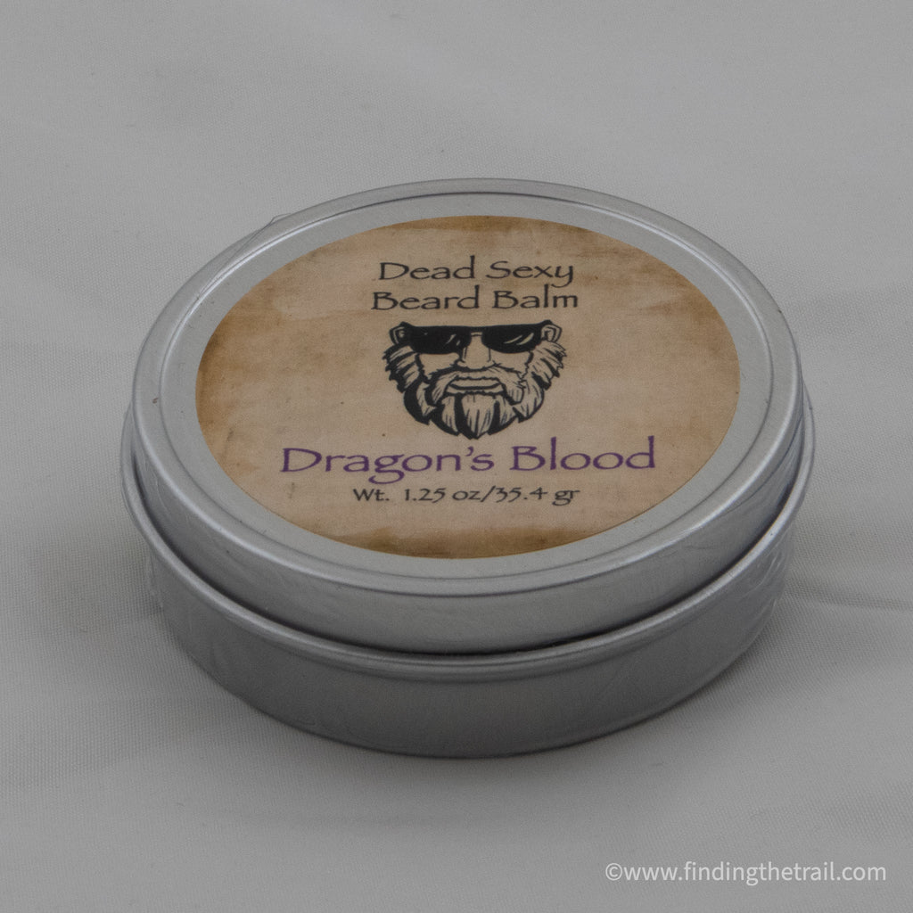 Dragon's Blood Dead Sexy Beard Balm