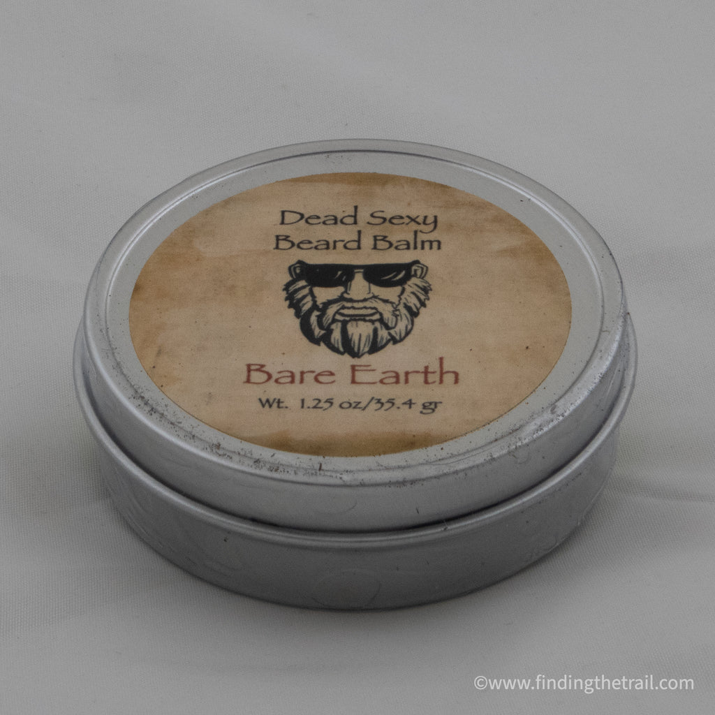Bare Earth - Earthy Scented Beard Balm