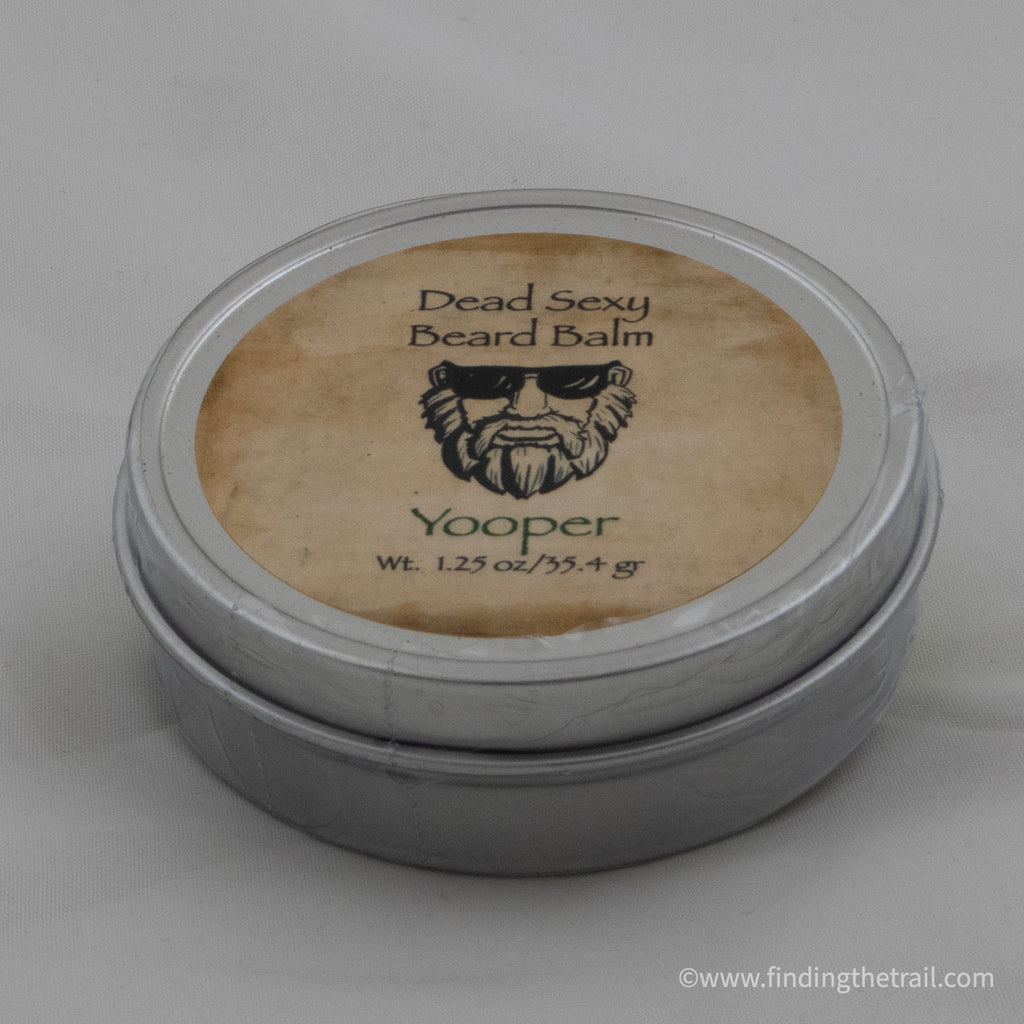 Yooper - Beard Balm Smells Just Like Up North
