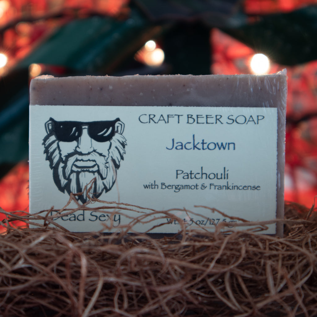 Dead Sexy Craft Beer Soap Four Pack