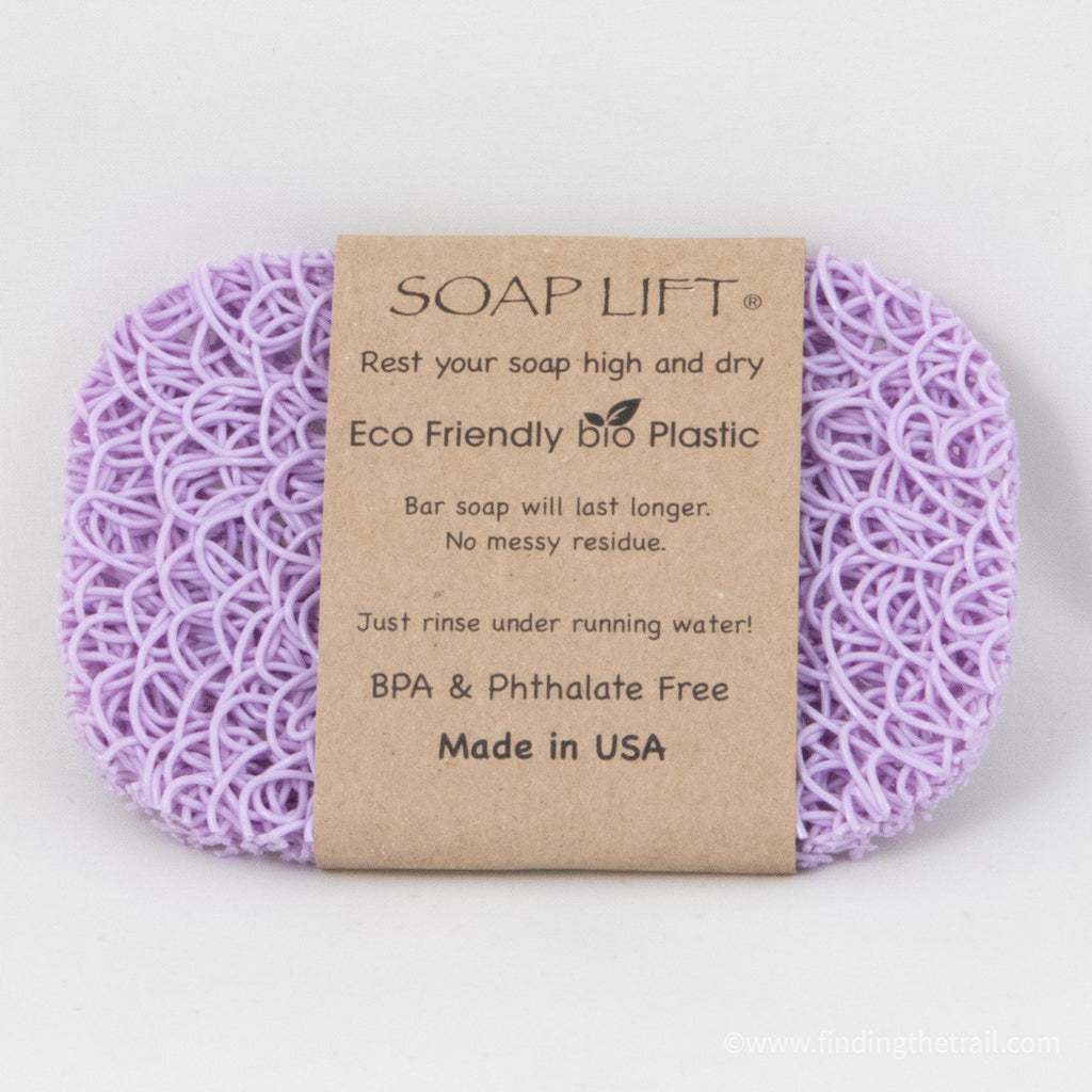 Lavender Eco Friendly Bio Plastic Sea Lark Soap Lifts®