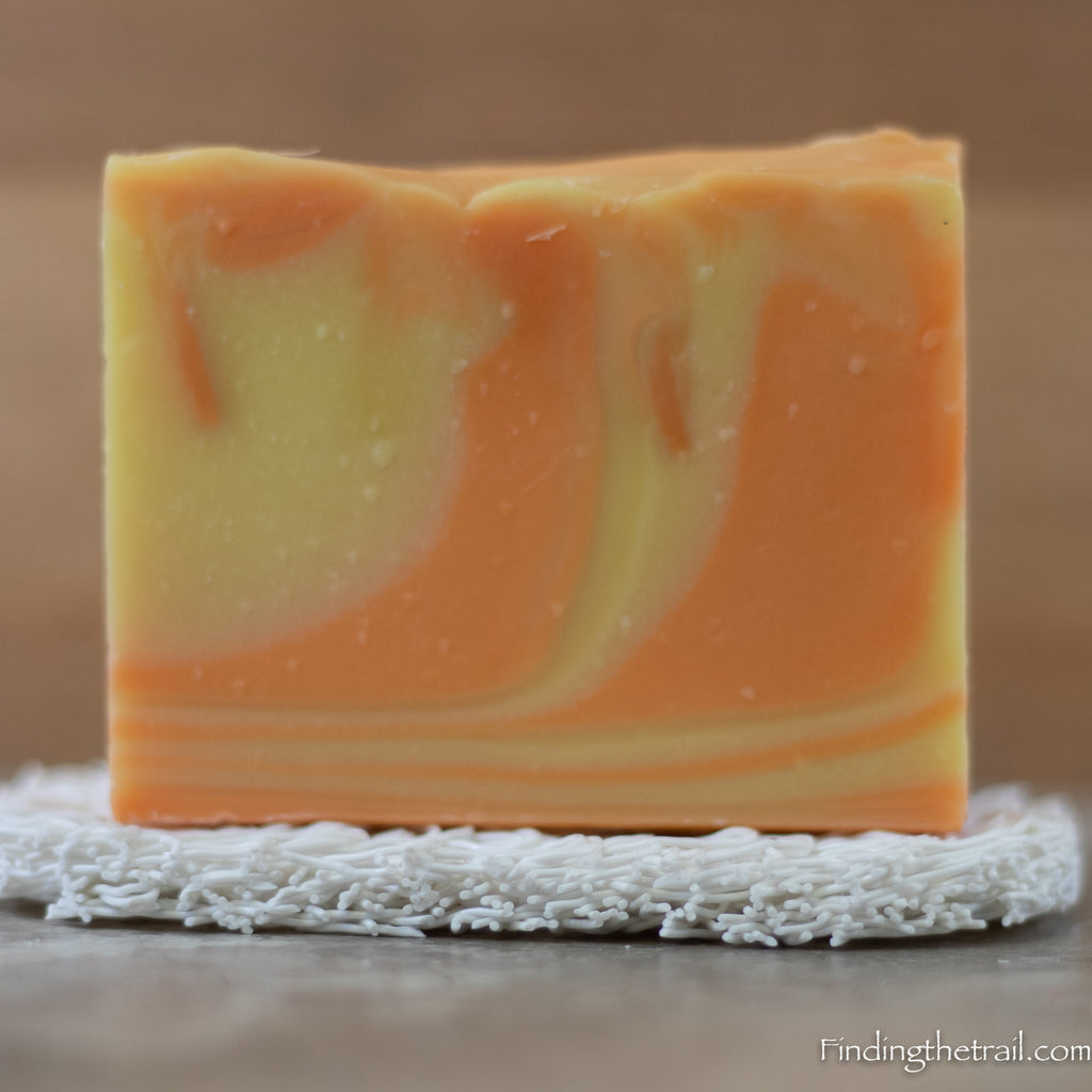 Michigan Soap Four Pack - Michigan Summer, Michigan Sunrise, Michigan Spring, Yooper Bar Soaps